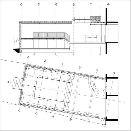 werk-Boekwinkel-Lisse-6-plattegrond-en-doorsnede